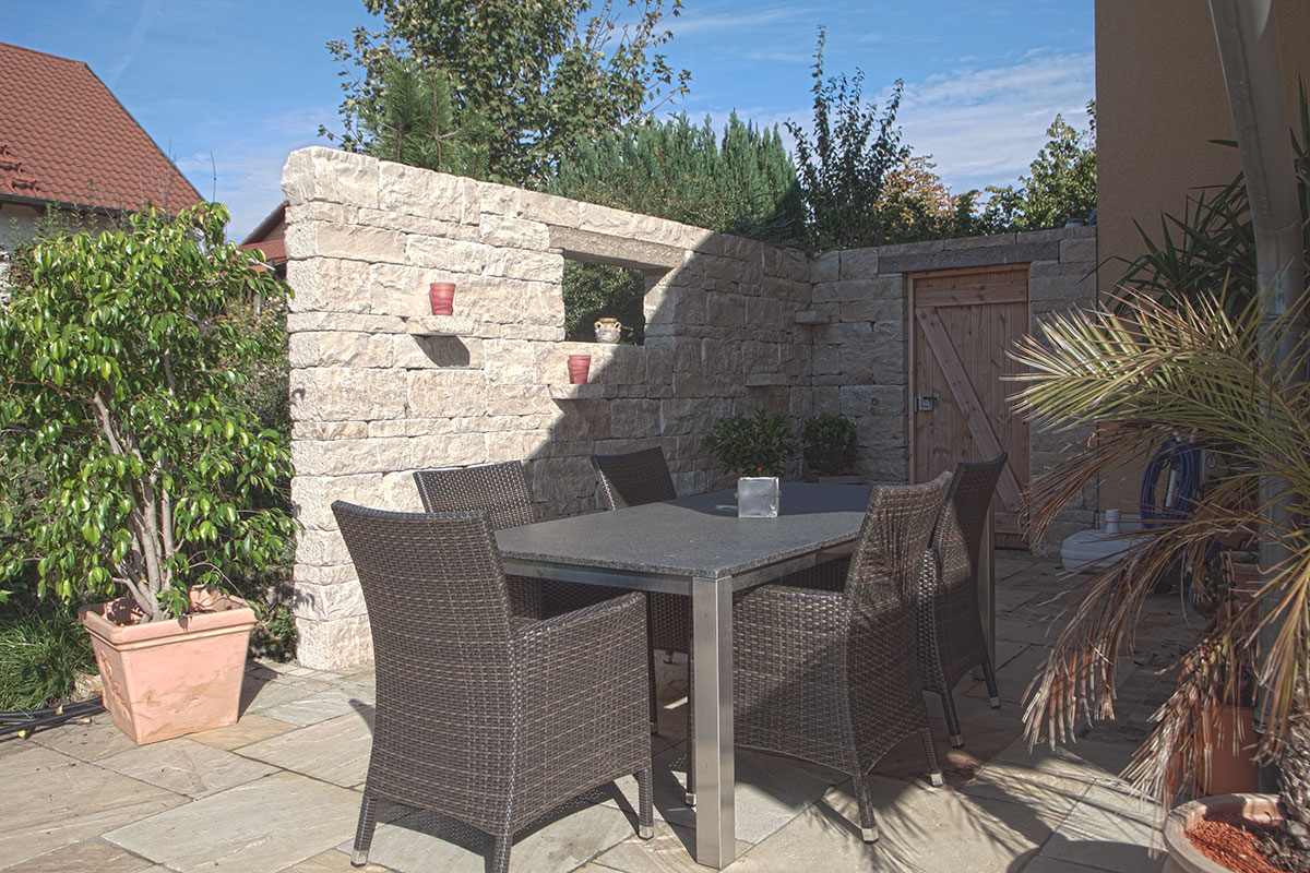 Sitzecke Terrasse terrassen sitzplätze